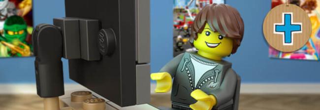 Gratis LEGO magazine